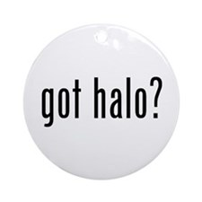 got halo? Ornament (Round)
