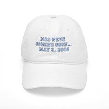 Mrs Neve Coming Soon... Baseball Cap