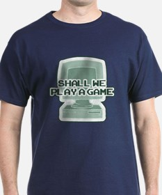 """""""Shall we play a game?"""" [WarG T-Shirt"""