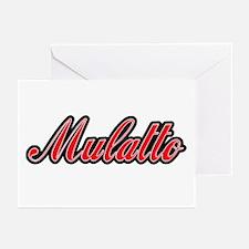 Mulatto Greeting Cards (Pk of 10)
