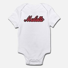 Mulatto Infant Bodysuit