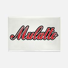 Mulatto Rectangle Magnet