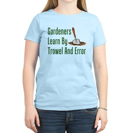 Trowel and Error T-Shirt
