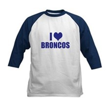 I heart BRONCOS Tee