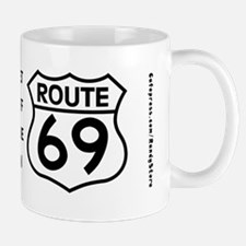 Fine on Route 69 Mug