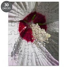 Hibiscus Flower Puzzle