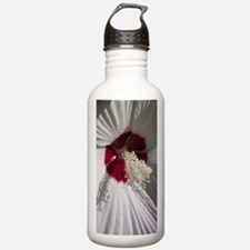 Hibiscus Flower Sports Water Bottle