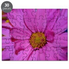 Purple Flower Puzzle