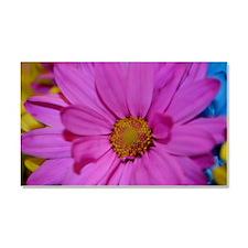 Purple Flower Car Magnet 20 x 12