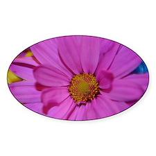 Purple Flower Decal
