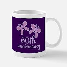 60th Anniversary Keepsake Mugs