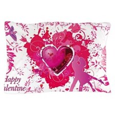 Love and Valentine Day Pillow Case