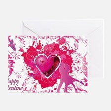 Love and Valentine Day Greeting Card