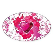 Love and Valentine Day Decal