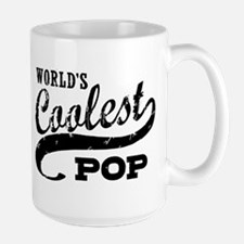 World's Coolest Pop Large Mug