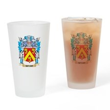 Arturo Coat Of Arms Drinking Glass