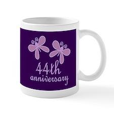 44th Anniversary Keepsake Mugs