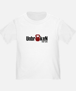 Unbroken For Life Alt Image T-Shirt