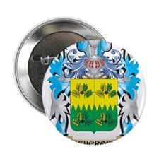 """Ashcroft Coat Of Arms 2.25"""" Button"""