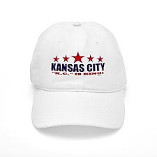 Kansas City K.C. Is King Baseball Cap