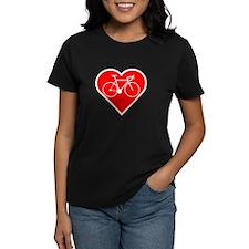 I Heart Cycling T-Shirt