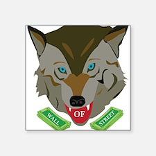 Ze Wolf of Wall Street Sticker