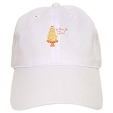 Let Them Eat Cake Baseball Baseball Cap