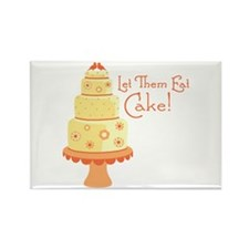 Let Them Eat Cake Magnets