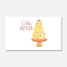 Cake Artist Car Magnet 20 x 12