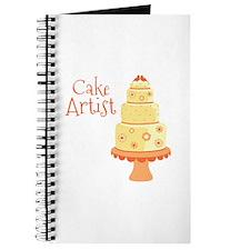 Cake Artist Journal