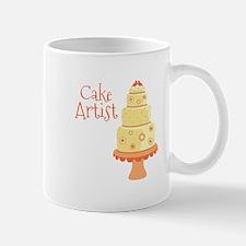 Cake Artist Mugs
