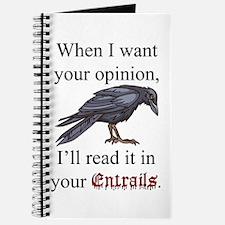 Entrails on Wht Journal