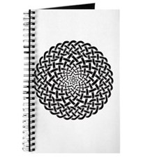 Celtic Knot Weave with Inner Journal