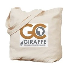 Giraffe Conservation Foundation Tote Bag