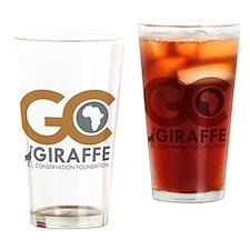 Giraffe Conservation Foundation Drinking Glass