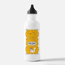 Pretty Kitty Meow! Water Bottle