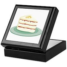 Wedding Cake Slice Keepsake Box