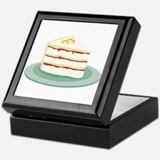 Wedding Cake Slice Keepsake Box