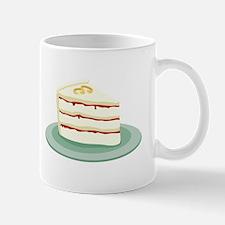 Wedding Cake Slice Mugs