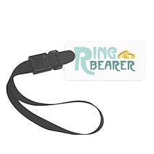 Ring Bearer Luggage Tag