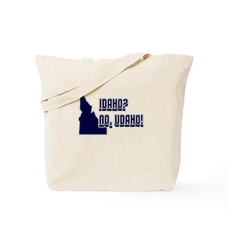 College Humor shirts Idaho Tote Bag