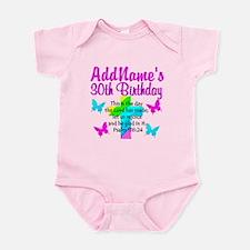 HAPPY 30TH Infant Bodysuit