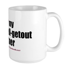 """Love My Sexy-As-All-Getout Partner"" Mug"
