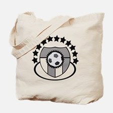 Soccer Sports Club Logo Icon For Jerseys  Tote Bag