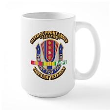 Army - 315th Support Group w SVC Ribbon Mug