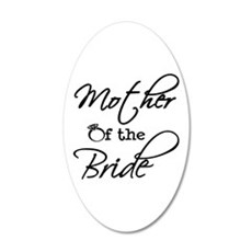 Mother of the Bride Wall Decal