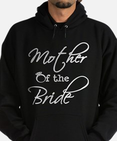 Mother of the Bride Hoodie (dark)
