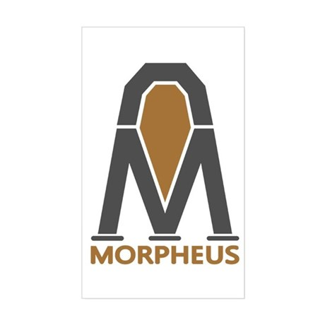 Project Morpheus Lander Sticker (Rectangle)