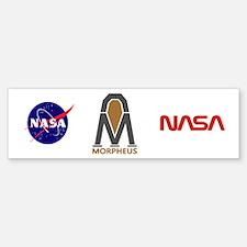 Project Morpheus Lander Bumper Bumper Sticker