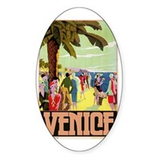 Venice Travel Decal